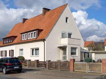 Solide und mit Potential: Ihre Doppelhaushälfte in der Nordstadt!, 31785 Hameln, Doppelhaushälfte