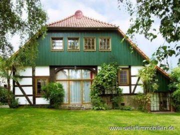 Fachwerk und Moderne – kein Widerspruch!, 31860 Emmerthal / Lüntorf, Einfamilienhaus